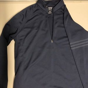 Great condition adidas climate cool half zip up